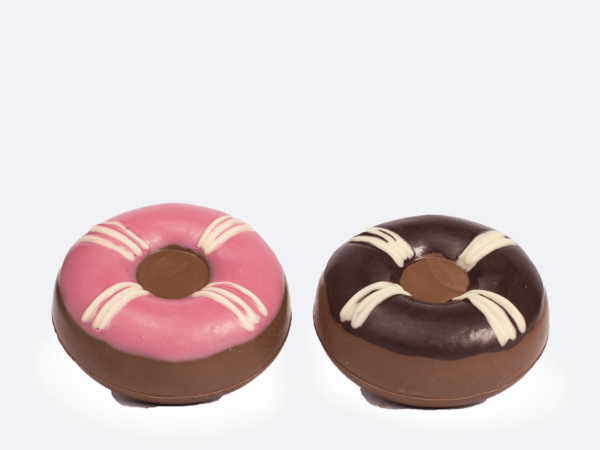 Donuts mix-Decorated milk chocolate