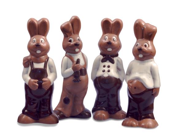 Spencers 21 cm-Milk chocolate