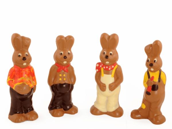 Spencers 21 cm-Decorated milk chocolate