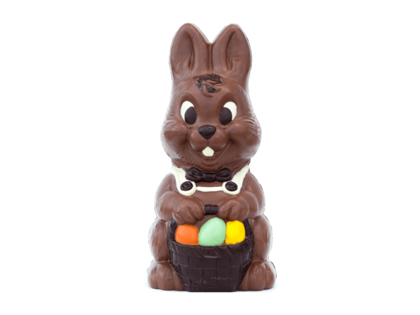 Martin 48 cm-Decorated milk chocolate
