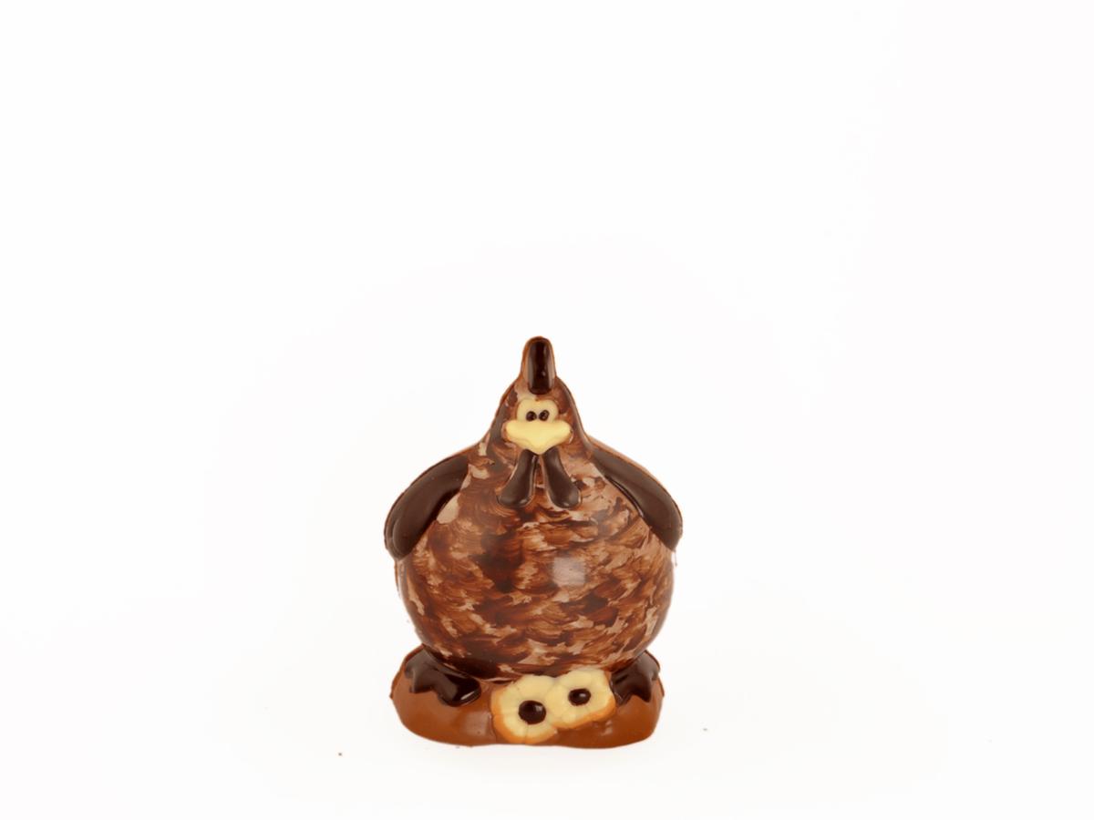 Elisa 15 cm-Milk chocolate