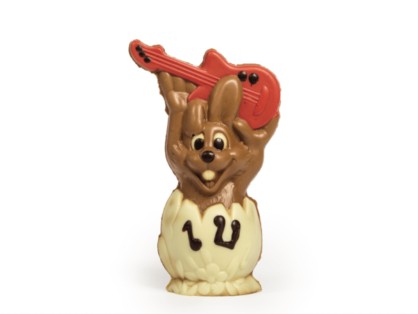 John 18 cm-Decorated milk chocolate