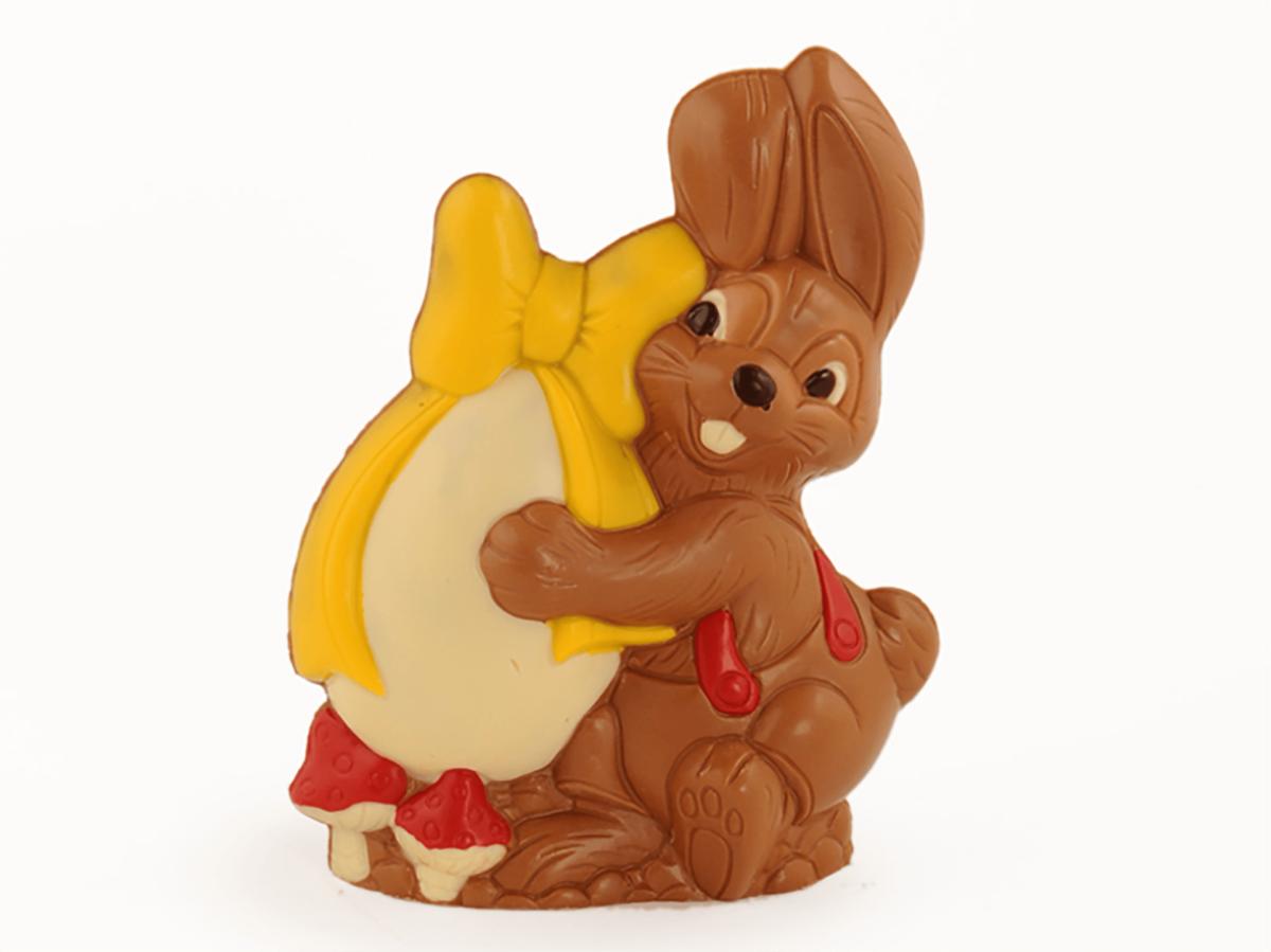 Tracy 20 cm-Decorated milk chocolate