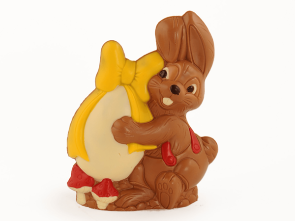 Tracy 20 cm-Decorated milk chocolate