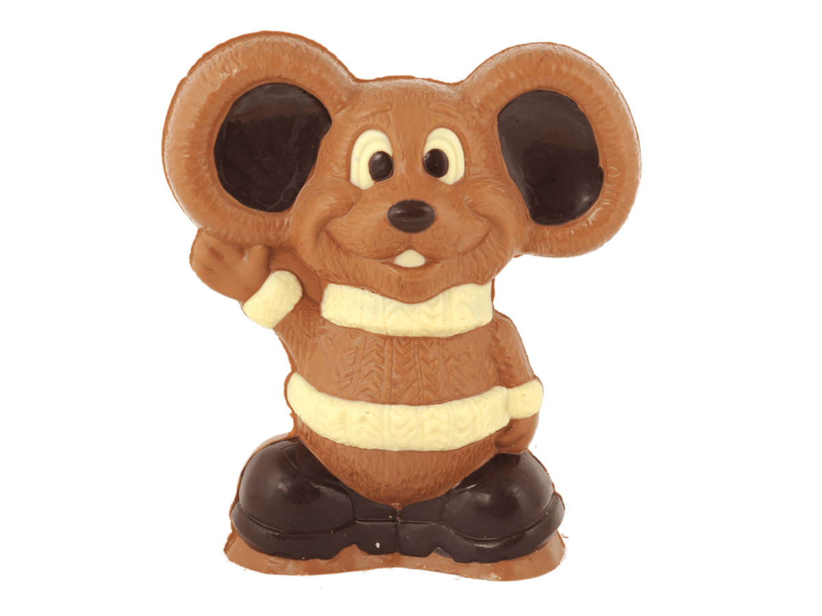 Jerry 18 cm-Milk chocolate