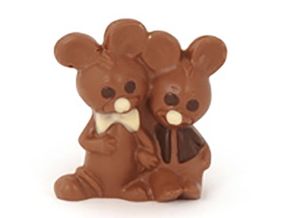 Minus 9 cm-Milk chocolate