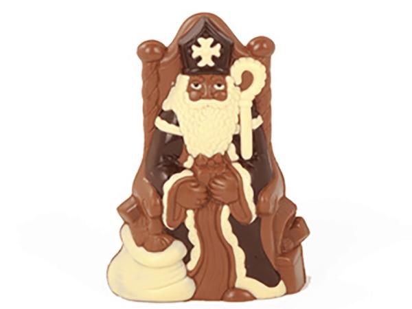 St.Nicholas Momento 23 cm-Milk chocolate