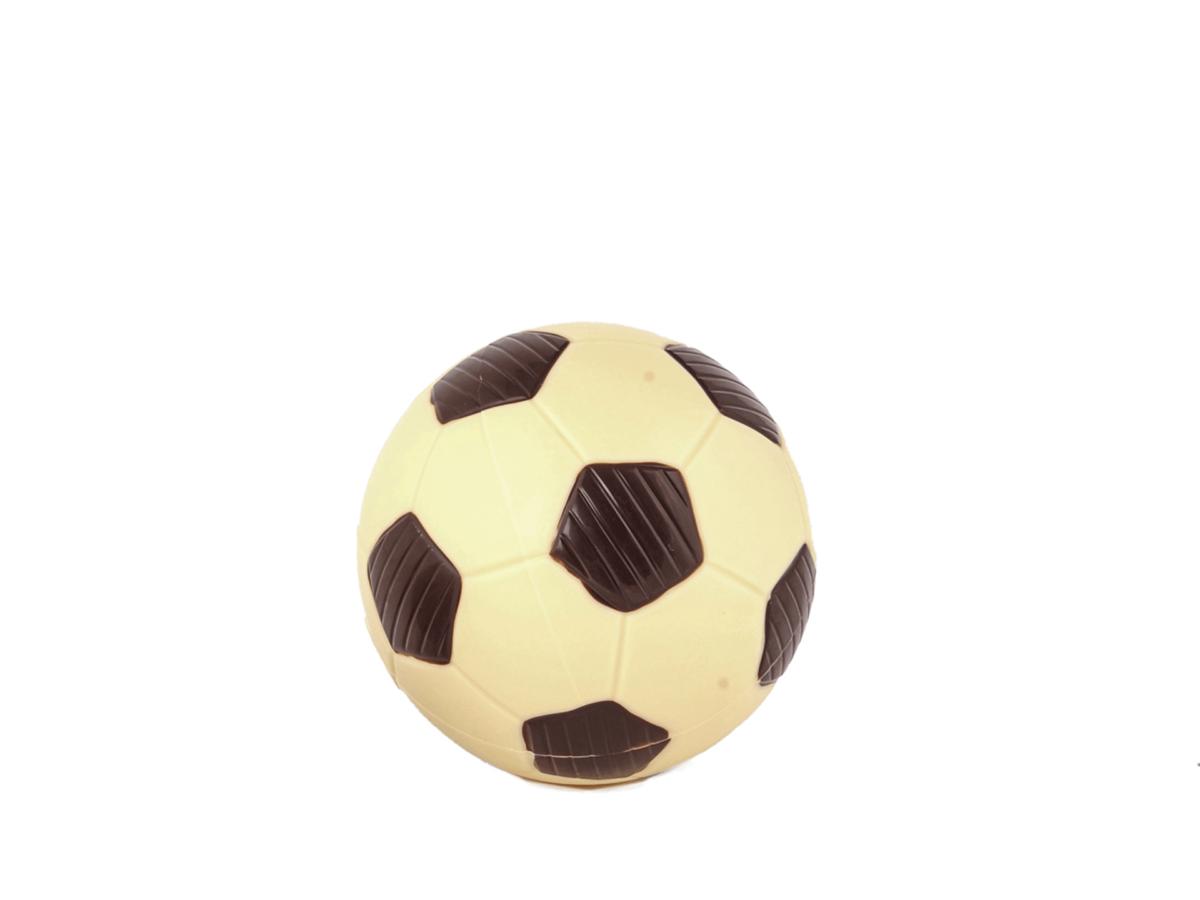 Football 13 cm-White chocolate
