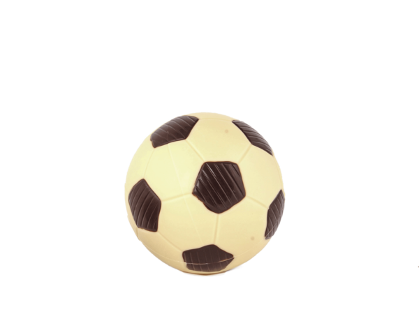 Football 7 cm-White chocolate