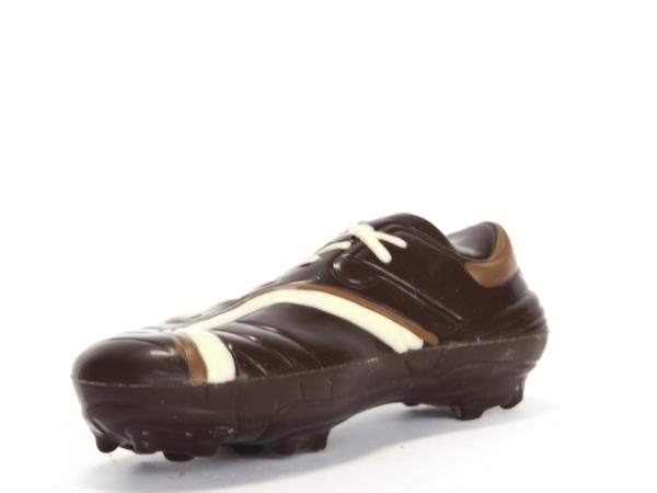 Football shoe 16 cm-Dark chocolate