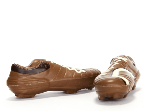 Football shoe 16 cm-Milk chocolate