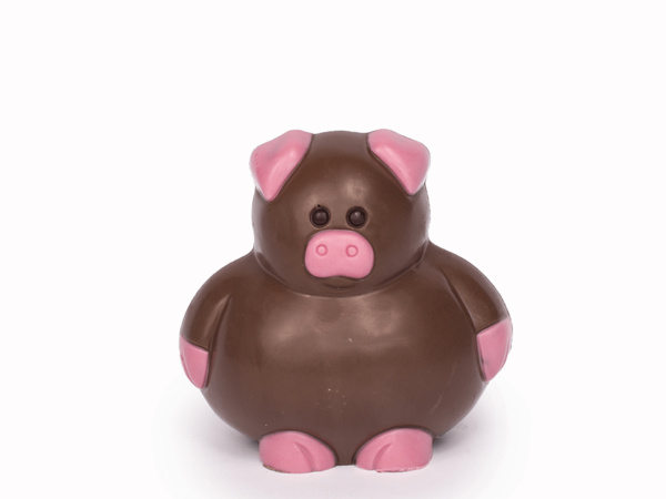Pumba 11 cm-Decorated milk chocolate